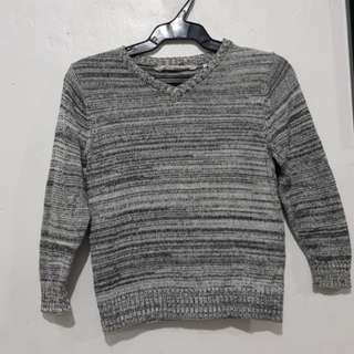 H&M Grey Long sleeves
