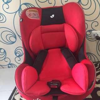 Car seat jolie