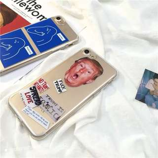 Soft iphone case 6/6s/7/7s/8/8s