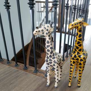 Decorative Giraffes