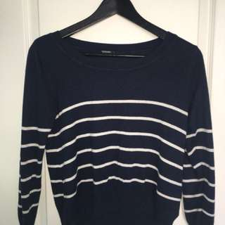 H&M 3/4 length sweater