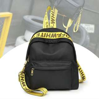 Off-White backpack (Small size)