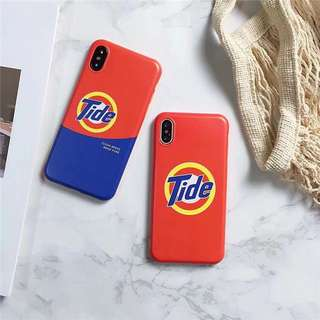 Tide i phone case 6/6s/7/7s/8/8s