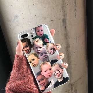 Baby Gavin iphone case 6/6s/7/7s/8/8s