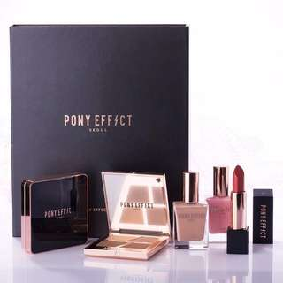 💌Free Mailing!✨INSTOCK!Pony Effect Daily Effect Set!