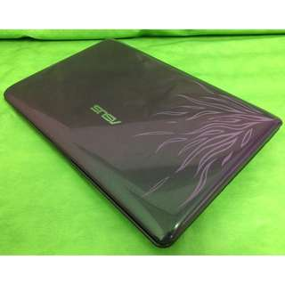 """ASus netbook super smootness 1gb memory 500.hdd 10.1""""inches windows 8pro model 1001PQ good for student in office ready to use:"""
