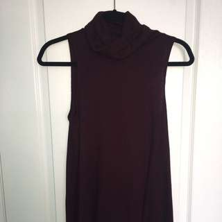 Mendocino sleeveless dress