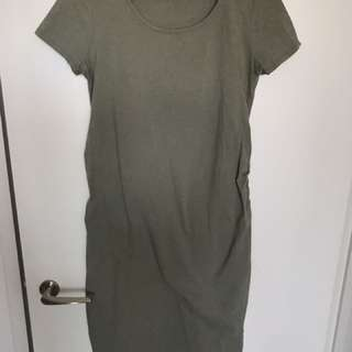 Target Maternity Cotton dress
