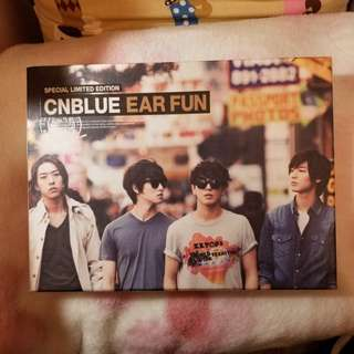 CNBLUE Ear Fun Special Limited Edition 姜敏赫版