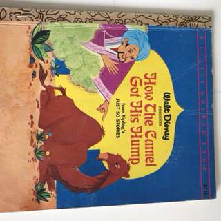How The Camel got his Hump - Little Golden book