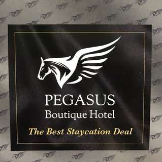 PEGASUS Boutique Hotel Staycation