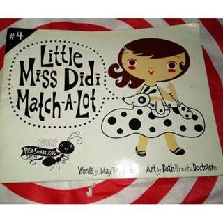 Little Miss Didi Match a Lot