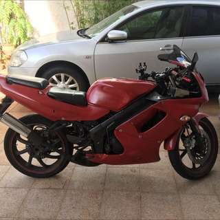 Honda nsr sp 150(urgently)