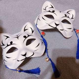 🚚 狐狸面具 日本祭典