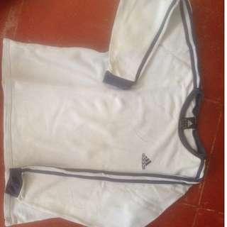 Borongan adidas zipper hoodie size S murmer