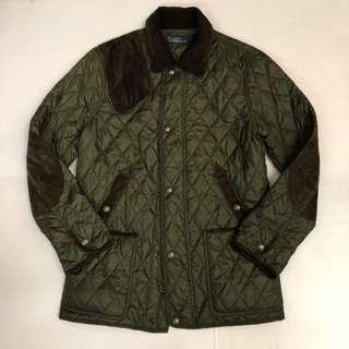 Ralph Lauren qulited jacket / not rrl Levi's barbour