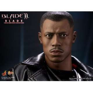 Wesley Snipes BLADE II LIMITED EDITION MMS113 DAYWALKER MASTERPIECE ACTION FIGURE