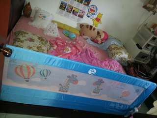Bed rail queen size