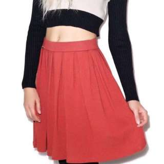 🔥NWT $270 Wildfox Angora Circle Skirt