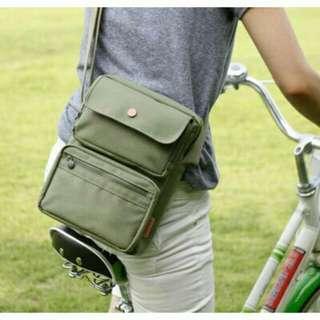 Grand shoulder bag & tas selempang & tas organizer