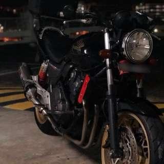 Honda Super Four CB400 Revo