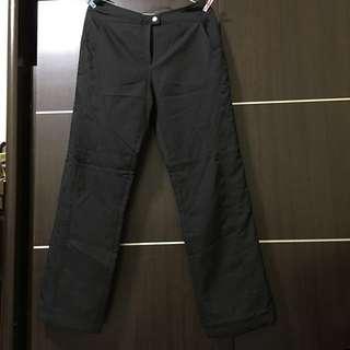 比安卡  內舖薄棉長褲