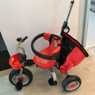 IDEs Compo multifunction Tricycle (Foldable)