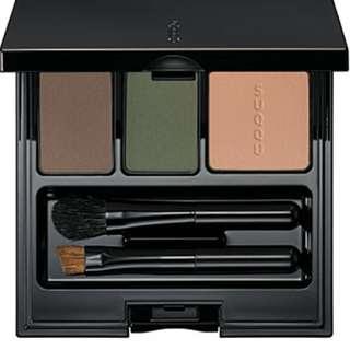 $69 BNIB SUQQU Balancing Eyebrow Palette