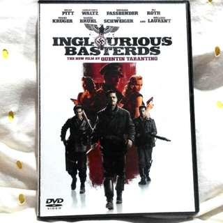 INGLORIOUS BASTERDS (Starring Brad Pitt)