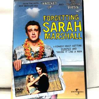 FORGETTING SARAH MARSHALL (Comedy, rated M18)