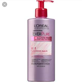 Loreal Everpure Cleansing Balm