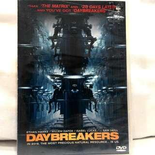DAYBREAKERS ( Starring Ethan Hawke, William Dafoe)
