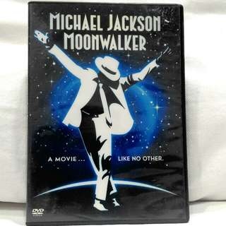 Michael Jackson MOONWALK (DVD)