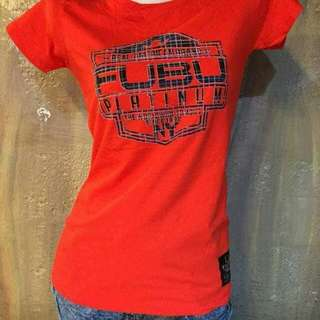 LADIES OVERRUN FUBU