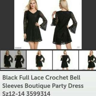 4x Dresses SZ 14 to 16