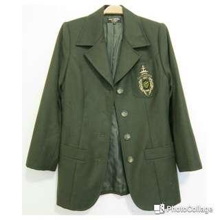 義大利SANTANDREA COUTURE 純羊毛西裝外套