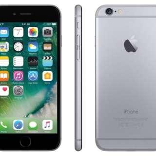 iPhone 6 64gb Black amazing condition