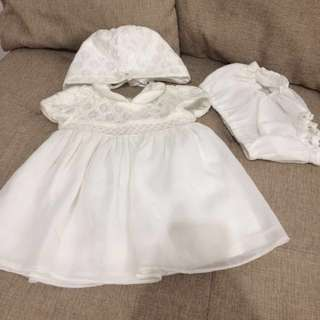 Baby Baptismal Dress