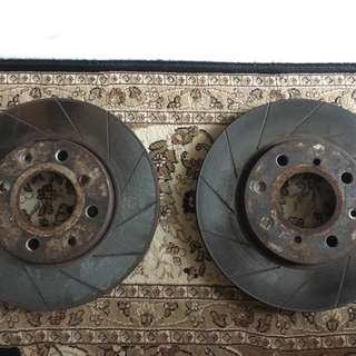 Honda Jazz GD Brake Disc