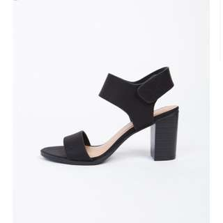 Aldo Velcro Strap Heels