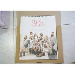 少女時代2011官方年曆 - SNSD 2011 Calendar
