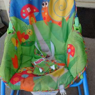 Baby adjustable Rocking chair/nap recliner chair