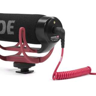 Want To Buy: Rode VideoMic Go