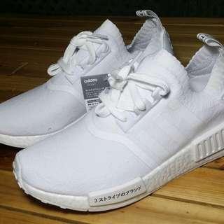 "Adidas NMD R1 PK Japan boost ""triple white"""