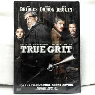 TRUE GRIT (Starr'g Jeff Bridges, Matt Damon)