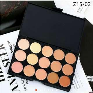 Concealer Makeup Palette