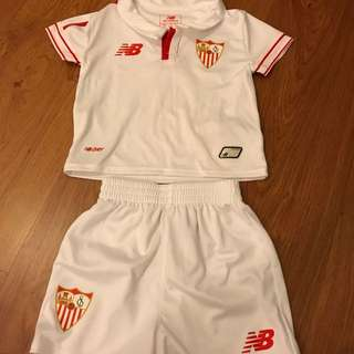 Seville football club jersey