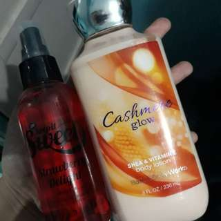 Lotion + Body Mist