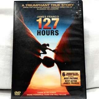 127 HOURS (Starr'g James Franco)