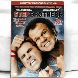 STEP BROTHERS (Starr'g Will Ferrell)